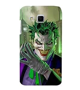 EPICCASE Villan Case Mobile Back Case Cover For Samsung Galaxy J3 (Designer Case)