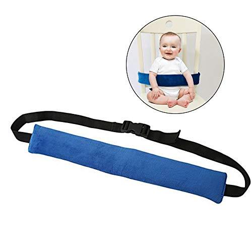Hochstuhlgurte, Universal-Baby-Sicherheitsgurt, Hochstuhlgurt für Säuglinge und Kleinkinder (Blau)
