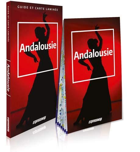 Andalousie : Guide et carte laminée par  (Coffret produits - Apr 5, 2019)