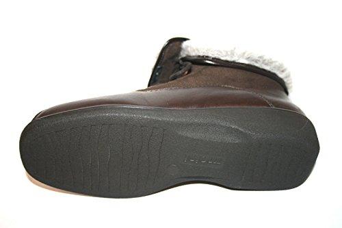 Meisi Hanni 33281 21 Damen Schuhe Stiefeletten Weite H Braun (cafe/moro 305)