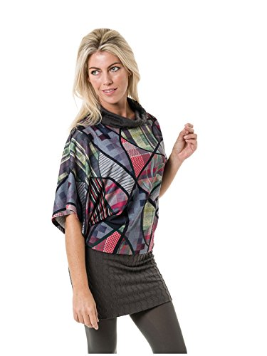 Smash! Damen Bluse Antonia Mehrfarbig (Mix Colour)