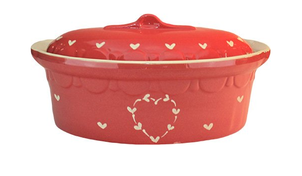 Blue Siegfred 134D6 Cooking Containers