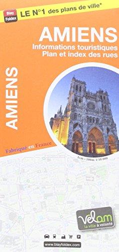 AMIENS ET ENVIRONS - Amiens : 1/10 000
