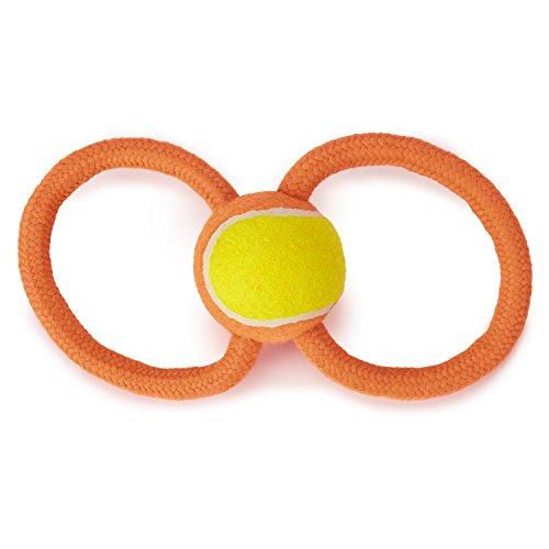 Grriggles Ruff Seil Schlaufen Spielzeug