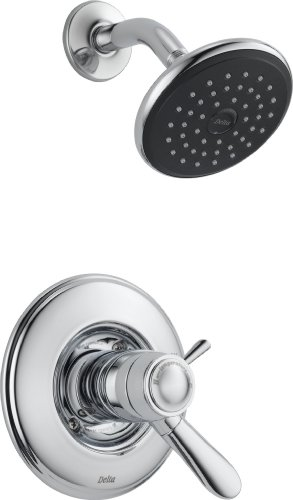 Delta T17T238 Lahara Tempassure 17T Series Shower Trim, Chrome by DELTA FAUCET (17t-serie)