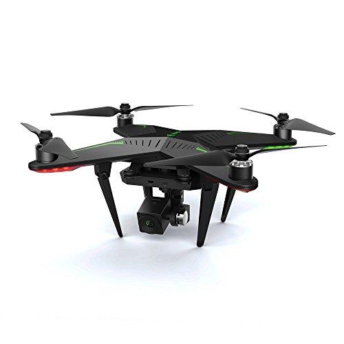 XIRO Xplorer V RTF Quadrocopter mit 3-Achs Gimbal und Full HD Kamera Copter-Card - 2
