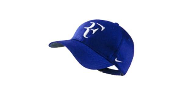 Litmited Edition Adjustable Tennis cap VERY NICE RF Roger Federer RED HAT