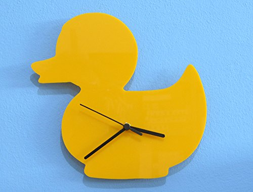 rubber-duck-wall-clock