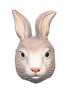 Rubies No concerne-i-3275-Accesorio para disfraz-Máscara-Animal conejo