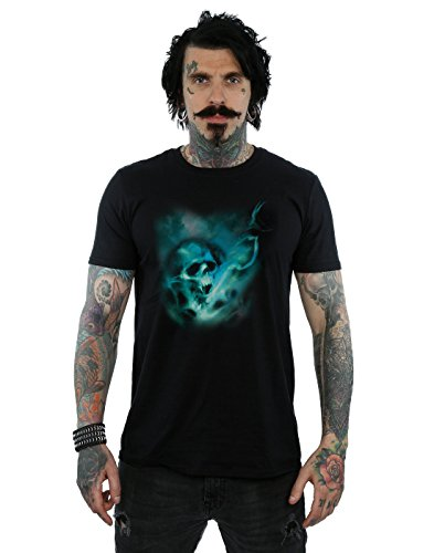 Voldemort Dark Mark Mist Camiseta XX-Large Negro
