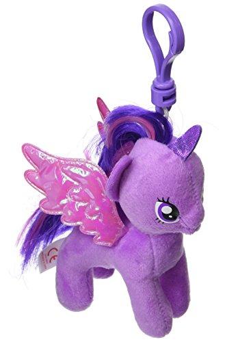 My Little Pony Twilight Sparkle Clip (Ty Beanie Boos)