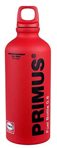 Primus Brennstoffflasche - '600', rot