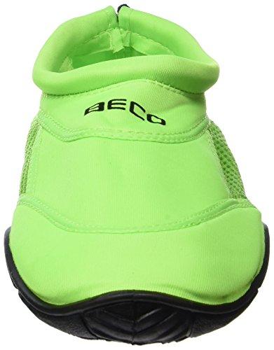 Beco Badeschuhe, Unisex Surf grün