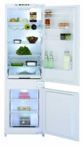 Beko CBI 7702 F Einbau-Kühl-Gefrier-Kombination  A  Kühlteil: 189 L  Gefrierteil: 48 L  0° C-Zone  Festtürtechnik  Flaschenablage weiß