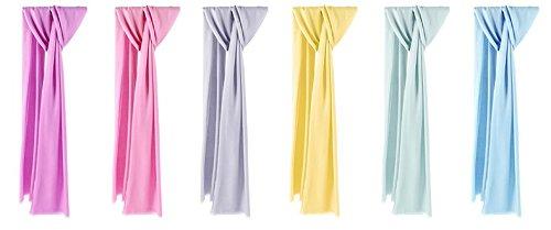 Prettystern - écharpe 200 fil motif diamant oversize en cachemire et laine dans des tons pastel frais - choix de la couleur 2 gris argent