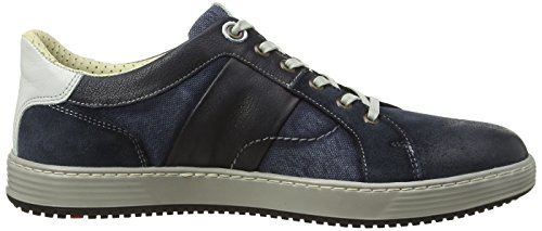 Lloyd Andre, Baskets Basses Homme Bleu - Blau (MIDNIGHT/JEANS/BLUE/OFFWHITE 9)