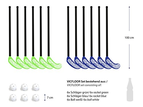Victor VICFLOOR Hockey Sets