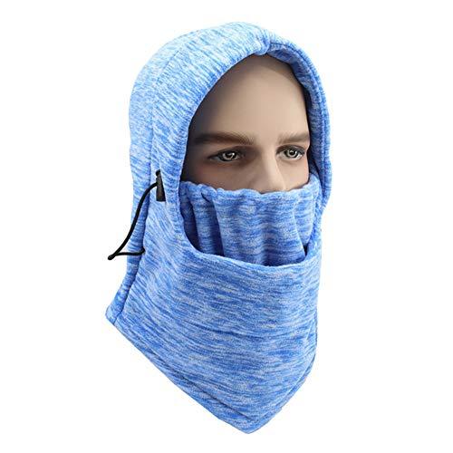 XIAXIACP Windproof Hat, Multifunktionale Cationic Kapuzenhut Maskierte Kappe Outdoor für Männer und Frauen Wasser-Riding Multifunktionshut,4