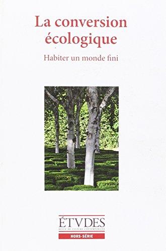 Etudes Hors Série Ecologie