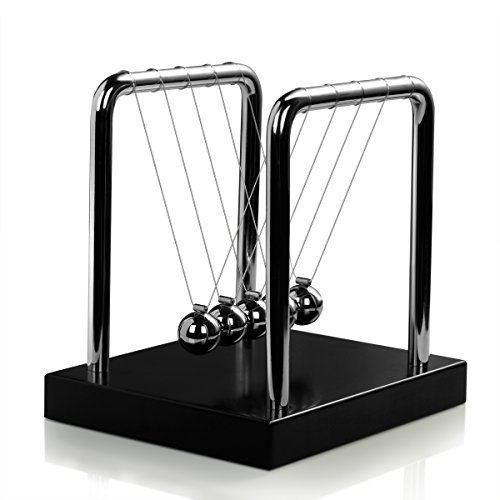 bojin-classic-newton-cradle-balance-balls-science-psychology-puzzle-desk-toy-9-cm-small