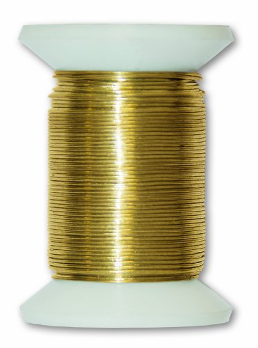 chapuis-vfca1-hilo-metalico-de-laton-diametro-04-mm-largo-30-m