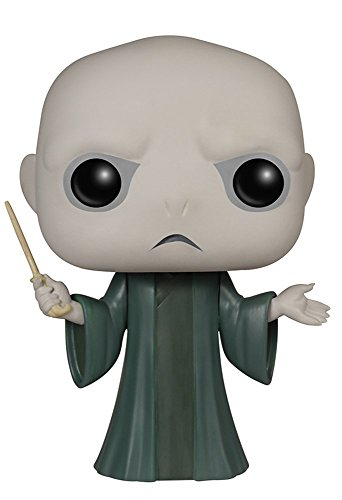 Funko - Figurine Harry Potter - Lord Voldemort Pop 10cm - 0849803058616