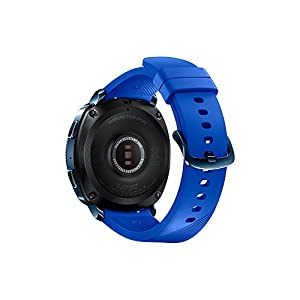 Samsung Gear Sport–Reloj conectado (Versión Francesa: Podría presentar problemas de compatibilidad)