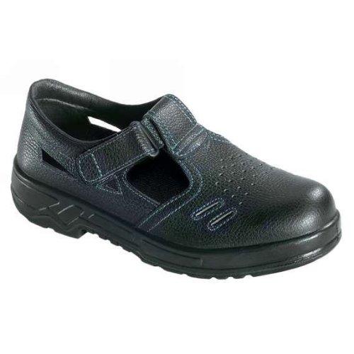 Sicherheits-Sandale GAP S1, Größe: 41, Farbe: schwarz