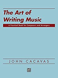 The Art of Writing Music: Softcover Book by John Cacavas (1993-11-30)
