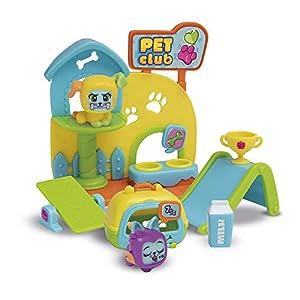 MOJIPOPS - I like Pets con 2 exclusivas figuras MojiPops y variedad de accesorios