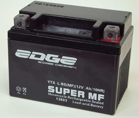 Roller Batterie 12V 5Ah wartungsfrei als vertsärkte Batterie passend auch für 12V 4Ah (YB4L-B) passend für viele Roller
