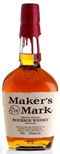 Maker's Mark Bourbon Whisky, 70 cl