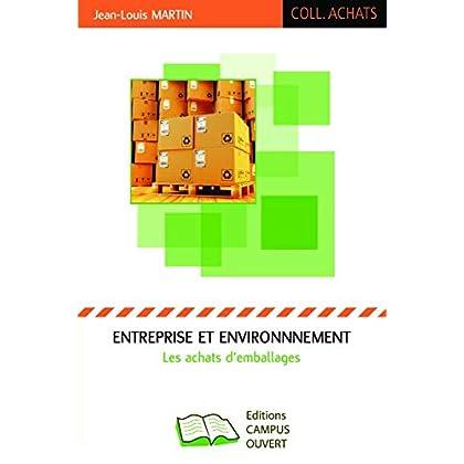 Entreprise et environnement : Les achats d'emballages
