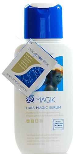 Dead Sea Spa Magik Organic Hair Magic Serum 150ml - PACK OF 3