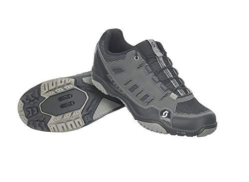Scott Herren MTB-Radschuh Crus-R Mountainbike Schuhe, Grau (Anthrazit/Schwarz 1033), 43 EU