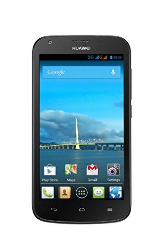 Huawei Ascend Y600 Smartphone, Dual SIM, 4 GB, Nero
