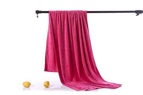 Beauty-Salon Verdickung erhöhen Bad Handtuch nicht leisten können Haarausfall Handtuch Fuß Sofa Sofa Schweißtuch war Großhandel, Rose (Bademäntel Großhandel Kinder)