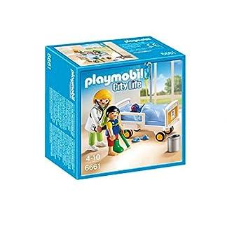 PLAYMOBIL – Doctor con niño (66610)
