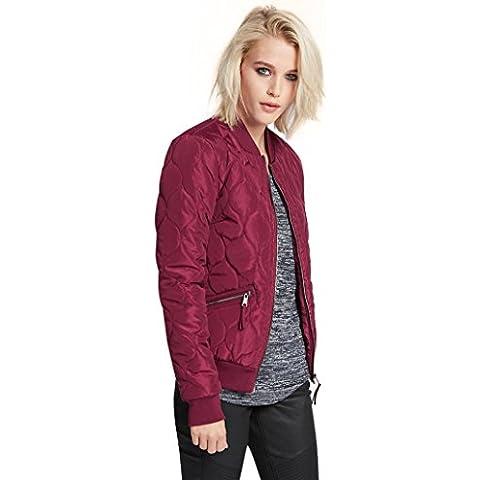 Cappotto Donna, Reasoncool Moda Maglia a manica lunga inverno caldo giù Parka Cappotti Zipper Locomotive Jacket
