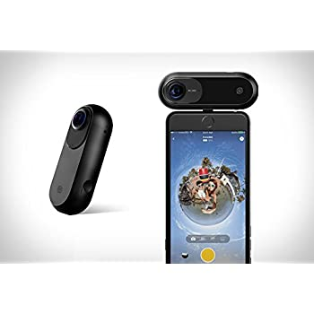 Insta360 24MP Sports and Action Video Camera (Black)