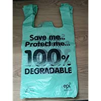 """100 x Large Oxo-Biodegradable Carrier Bags 