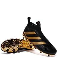 Bruce zapatos para hombre Ace 16Purecontrol negro botas de fútbol, hombre, negro, 41