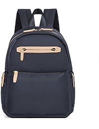 ECOSUSI Nylon Backpack for Women Fashion Casual Daypack