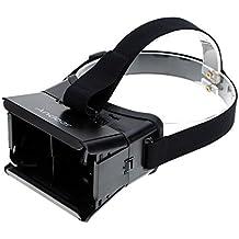 """Andoer - Gafas 3D Realidad Virtual de Google Compatibles con Smartphones de 3.5"""" a 6''"""