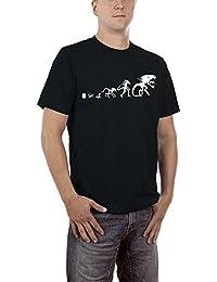 Touchlines Men's Alien Xenolution T-Shirt