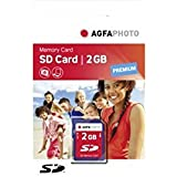 AgfaPhoto SD carte 2Go / GB 133x Premium