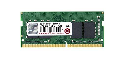 Transcend 8 GB DDR4 2400 Mhz Laptop RAM (JM2400HSB-8G)