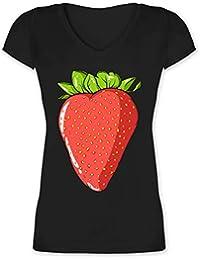 Suchergebnis auf Amazon.de für  Erdbeeren. - Tops, T-Shirts   Blusen ... fbbd59b447