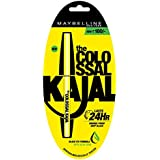 Maybelline New York Colossal Kajal, Deep Black, 0.35g