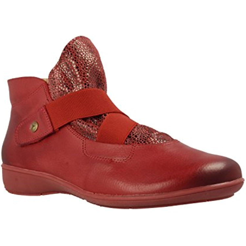 WANDA Chaussure PANDA Chaussure WANDA Amber-Bordeaux 34 Granate - B075K5CYHW - 3ef64d